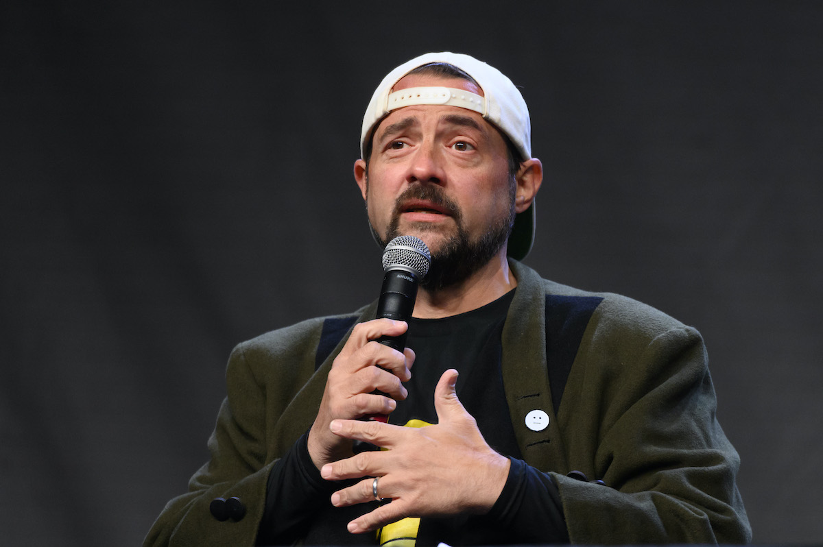 Kevin Smith in 2020