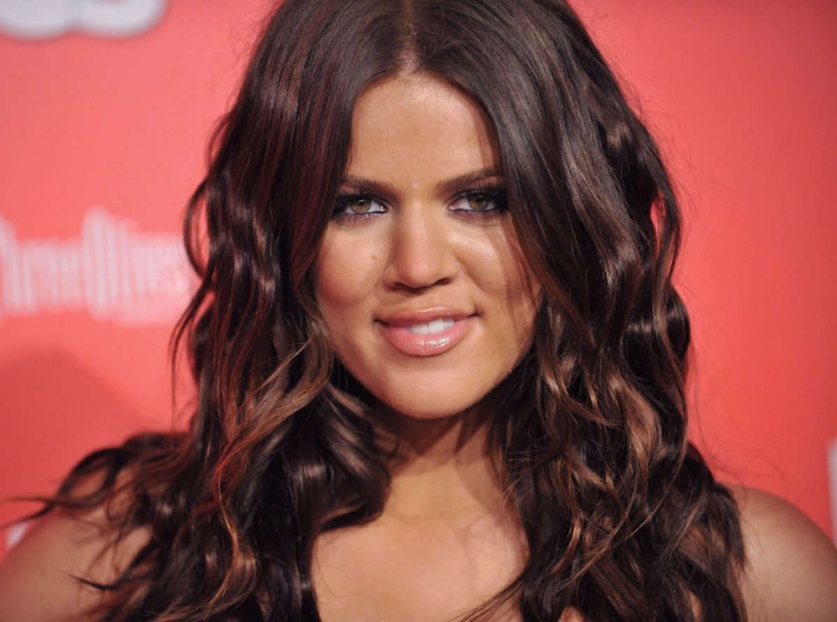 Khloé Kardashian attending Us Weekly's Hot Hollywood Style Issue Launch Party