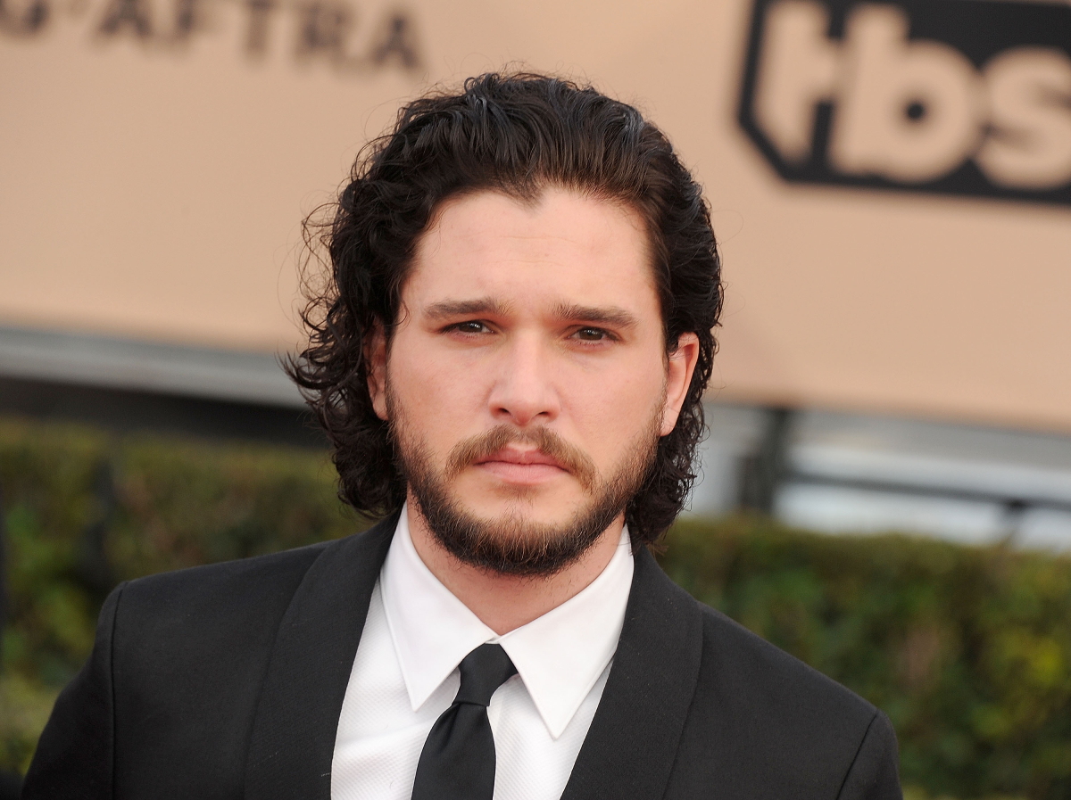 Game of Thrones star Kit Harington in 2016