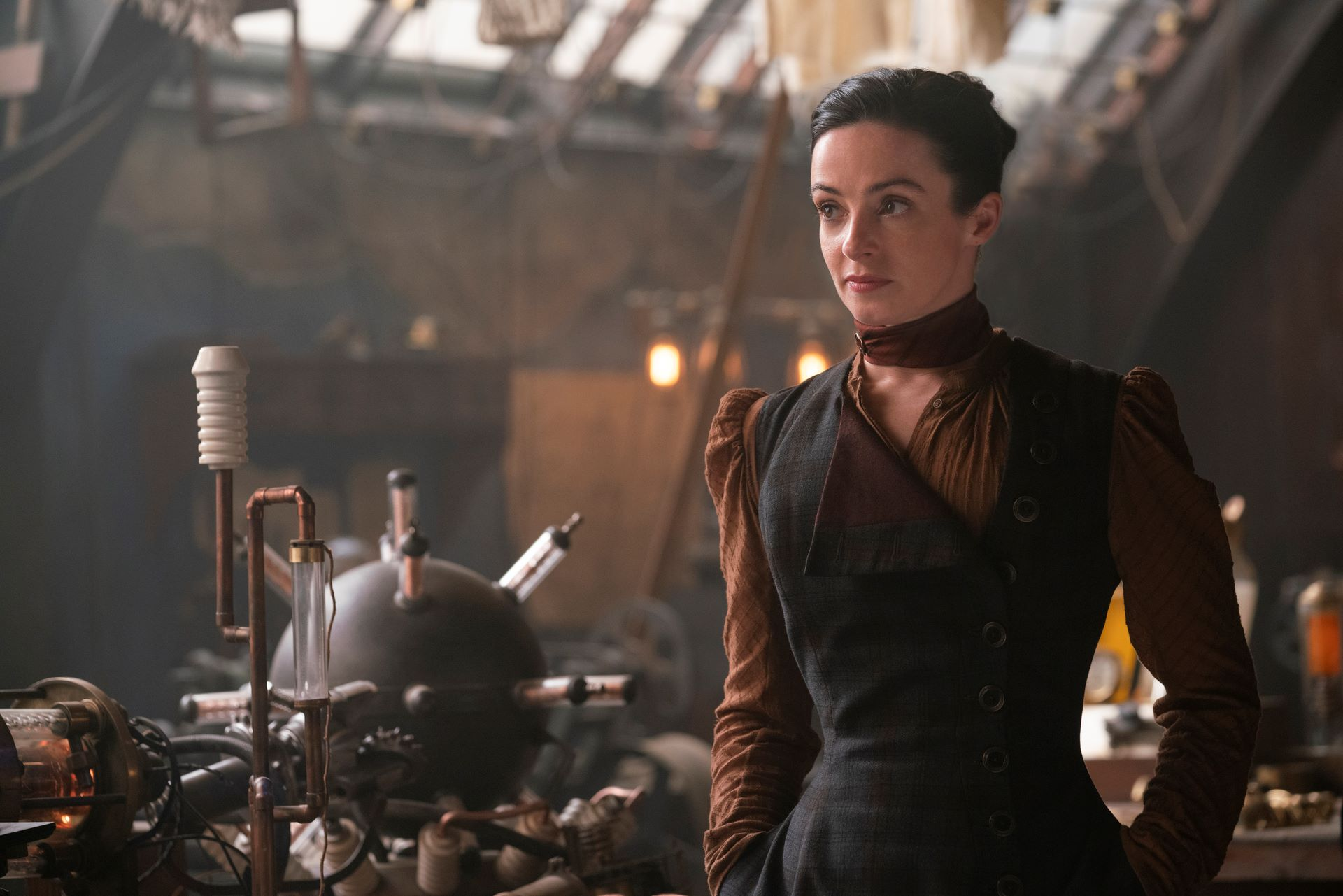 Laura Donnelly in 'The Nevers'