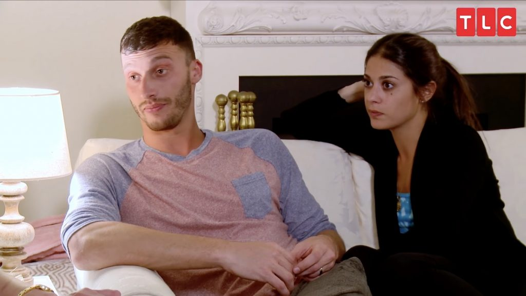 Alexei and Loren Brovarnik from '90 Day Fiancé: Happily Ever After'