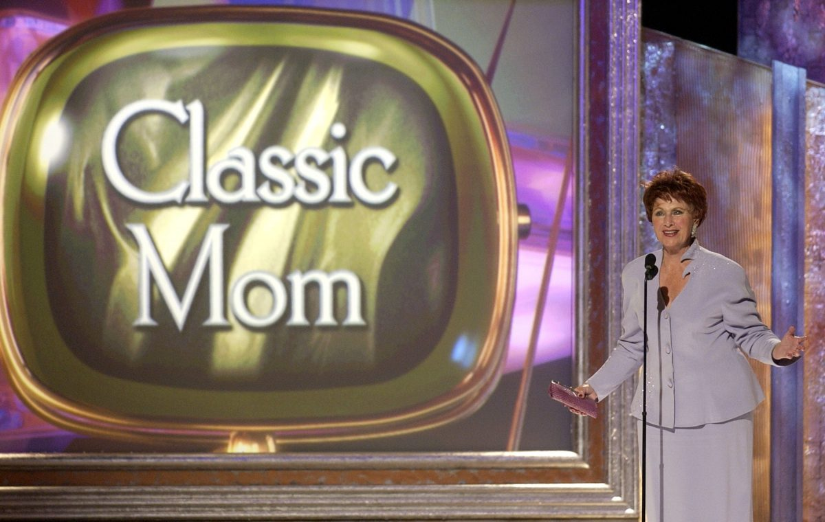 Marion Ross during The 4th Annual Family Television Awards