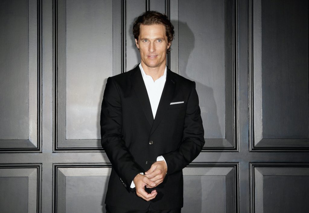 Matthew McConaughey attends 'Der Mandant' (The Lincoln Lawyer) - Berlin photocall at Hotel de Rome on April 6, 2011 in Berlin, Germany.