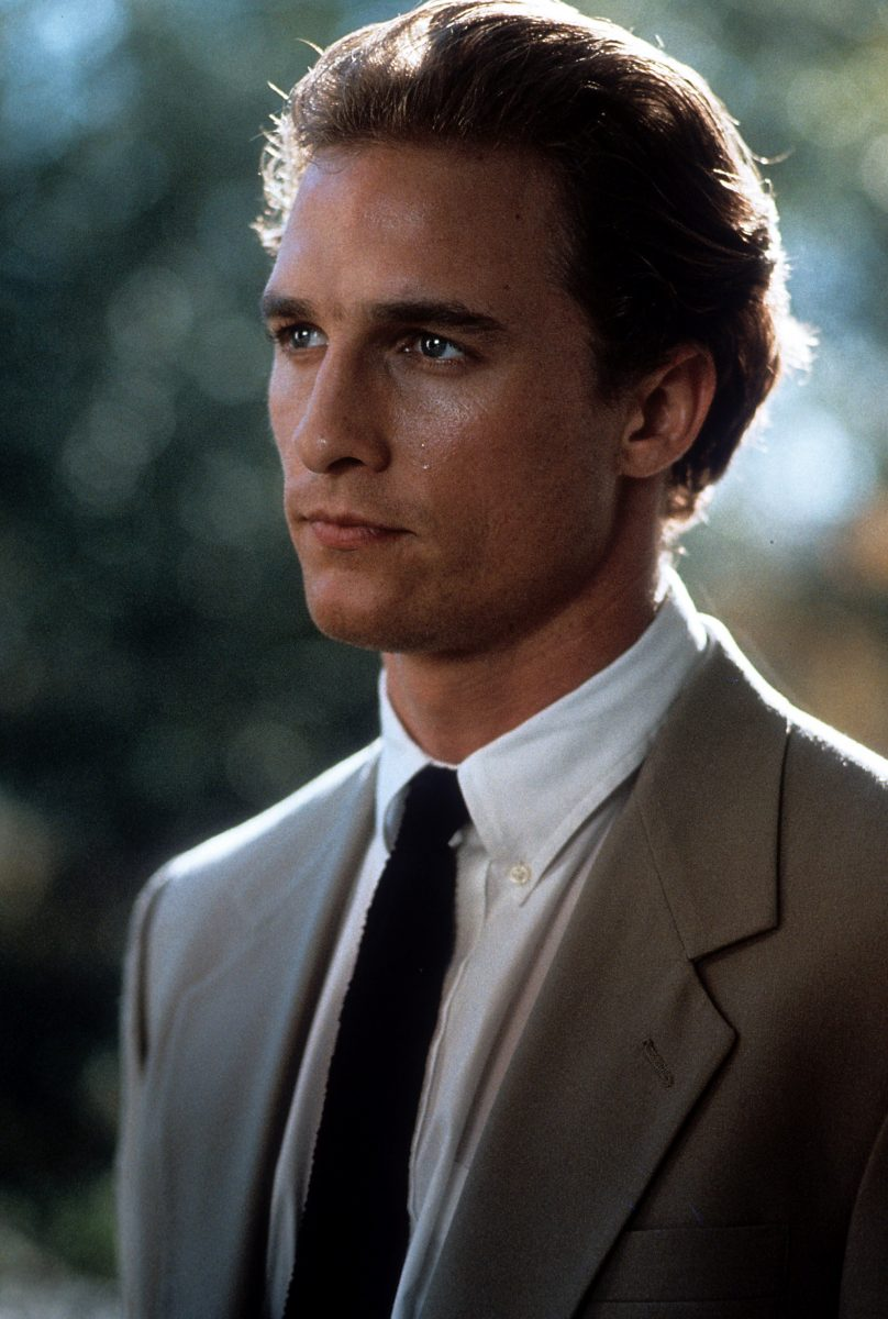 Matthew McConaughey as Jake Brigance in A Time to Kill