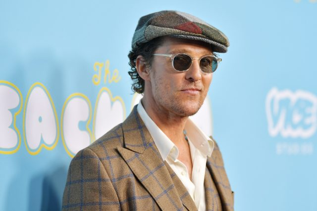 Matthew McConaughey Had an Irresistible Dating Move Before He Married Camila Alves