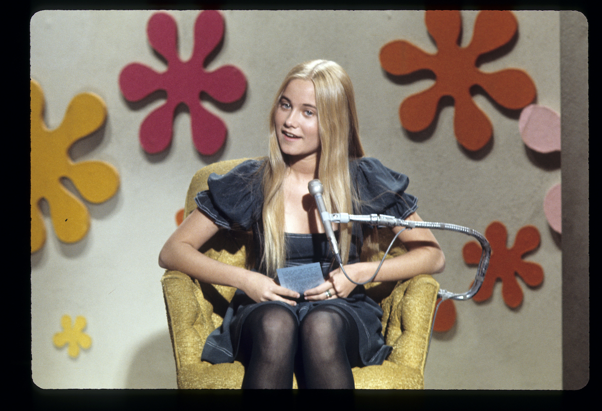 Maureen McCormick on 'The Dating Game'