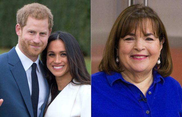 Meghan Markle Was Making Ina Garten's Engagement Chicken Recipe When Prince Harry Proposed