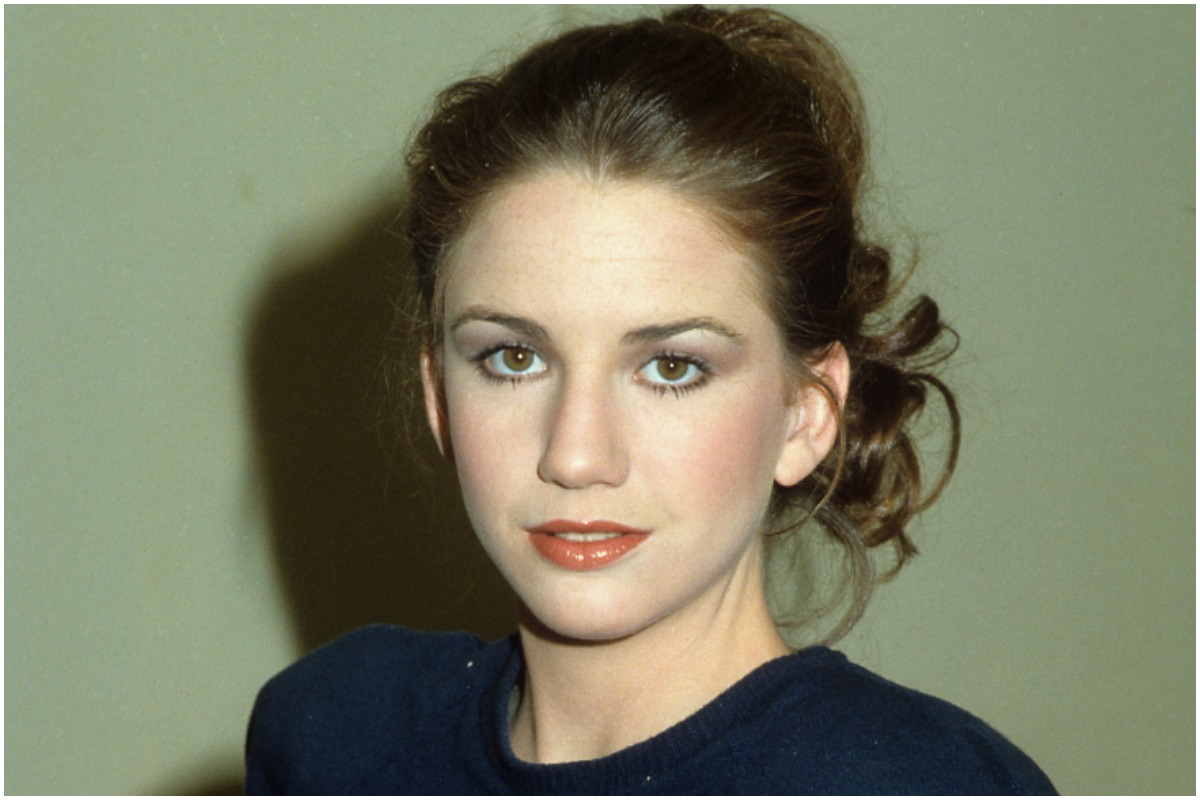 LOS ANGELES - 1987: Actress Melissa Gilbert poses for a portrait in 1987 in Los Angeles, California