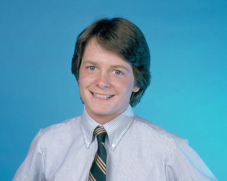 Michael J. Fox in 'Family Ties'
