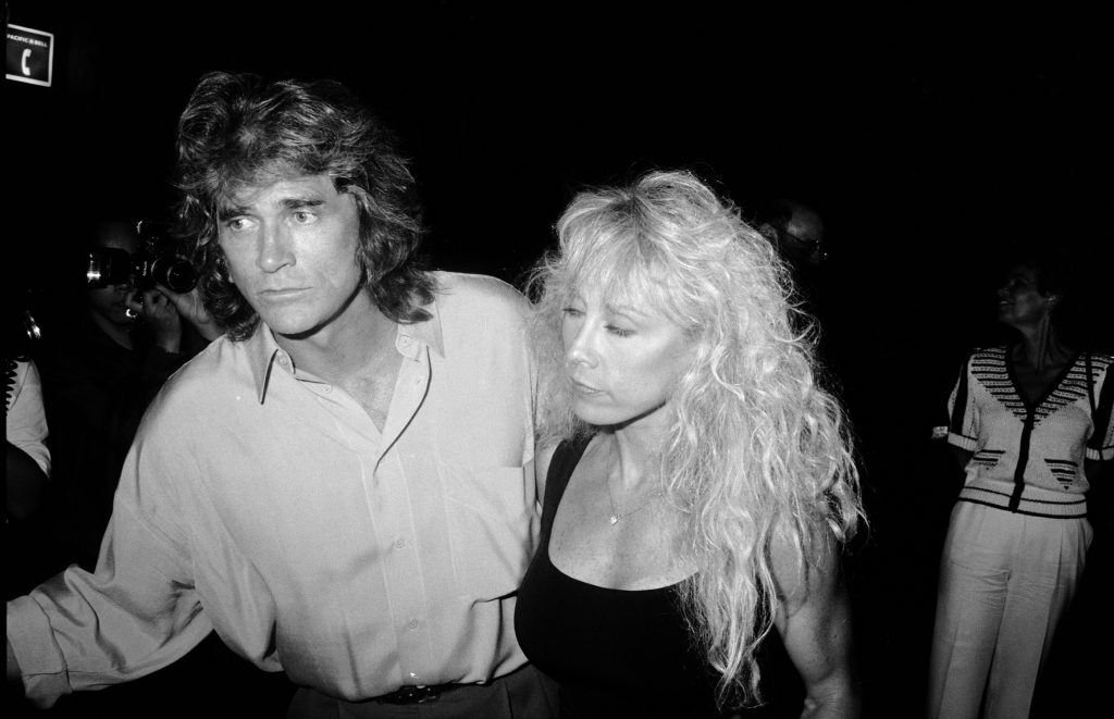 Michael Landon with wife Cindy | LIFE Picture Collection via Getty Images