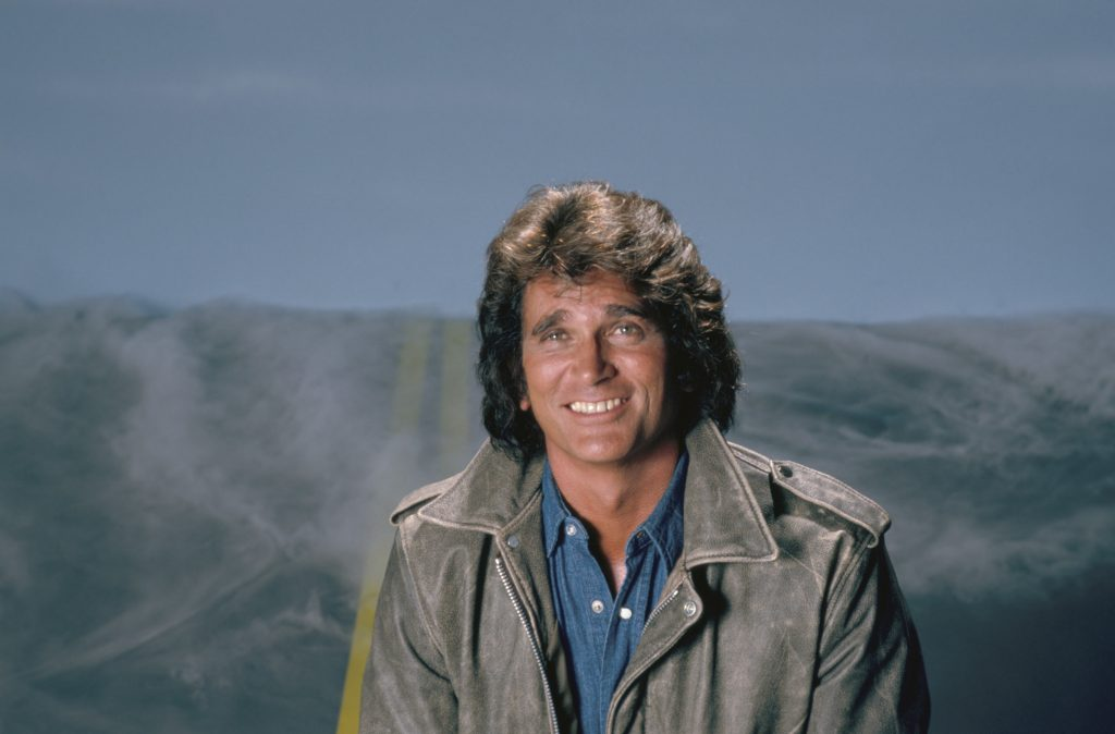 Michael Landon on Highway to Heaven   Herb Ball/NBCU Photo Bank/NBCUniversal via Getty Images