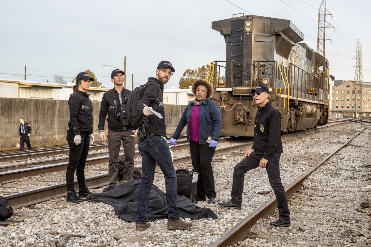 The cast of 'NCIS: New Orleans' in an episode from February 6, 2021