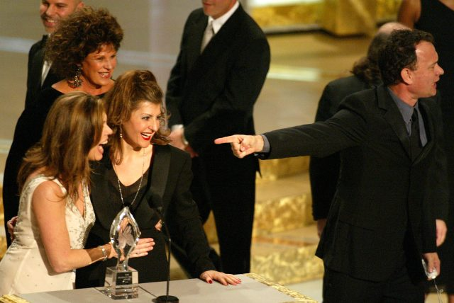 'My Big Fat Greek Wedding' Star, Nia Vardalos, Hung up  on Tom Hanks