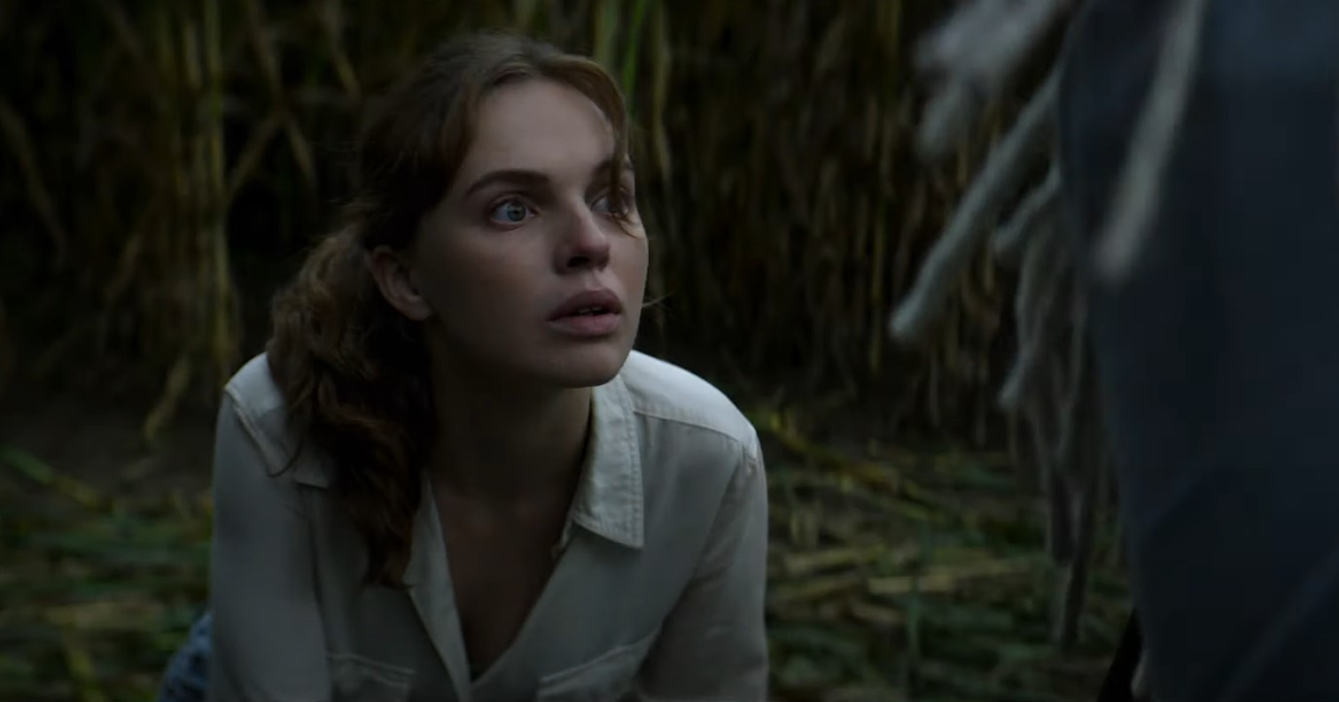 Odessa Young as Frannie in 'The Stand'