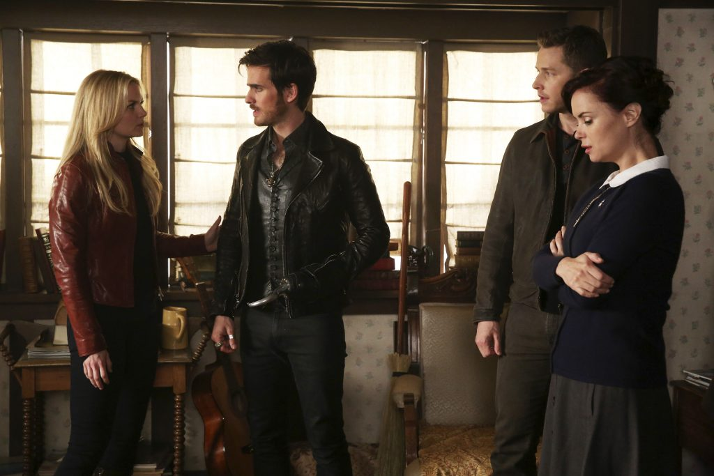 'Once Upon a Time' Episode Titled 'Operation Mongoose, Part 1 and Part 2'