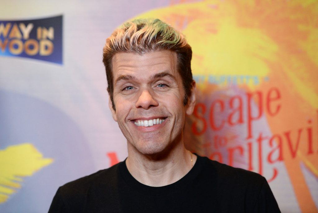 Perez Hilton, the blogger under fire for Britney Spears comments