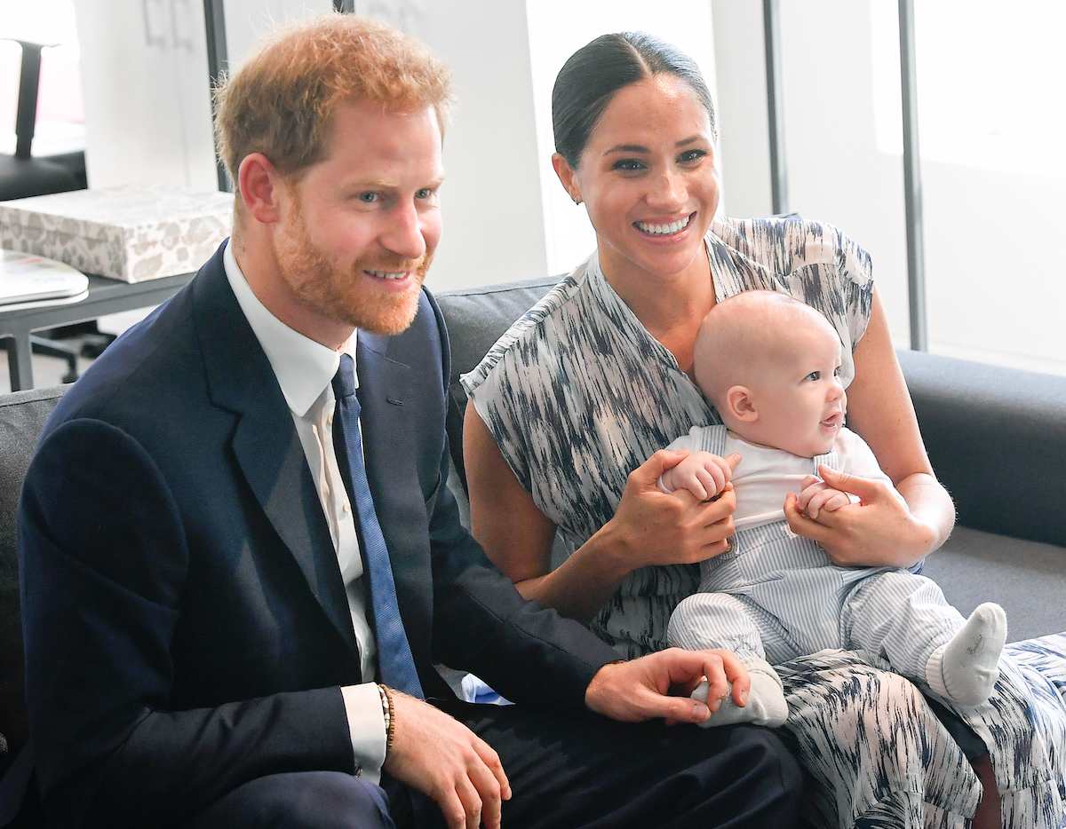 Harry and Meghan announce they are expecting second child
