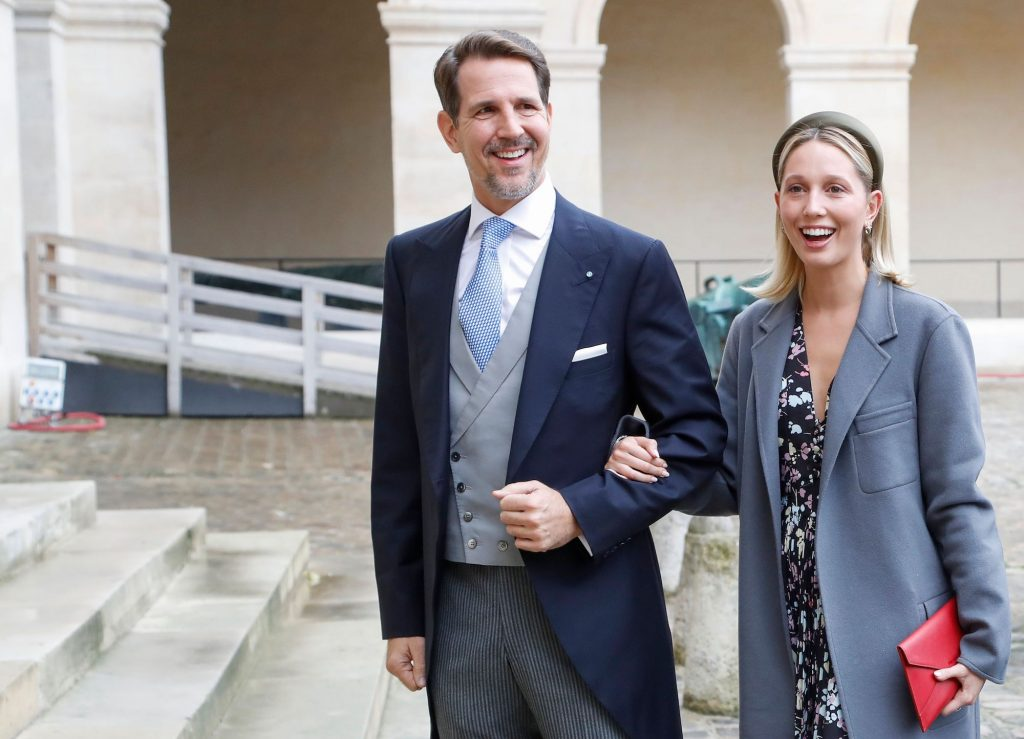 Princess Marie-Chantal Miller Got $200 Million Dowry When Marrying Crown Prince of Greece