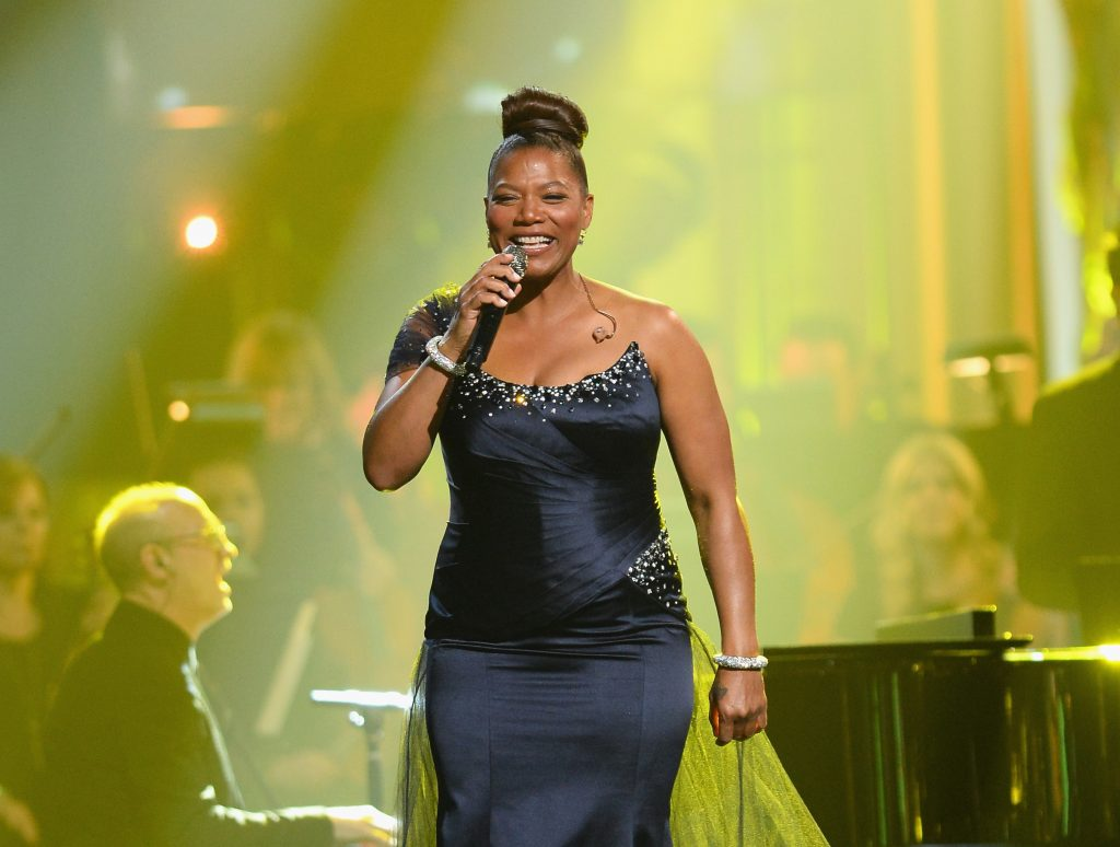 Queen Latifah |  Ethan Miller/Getty Images for Keep Memory Alive