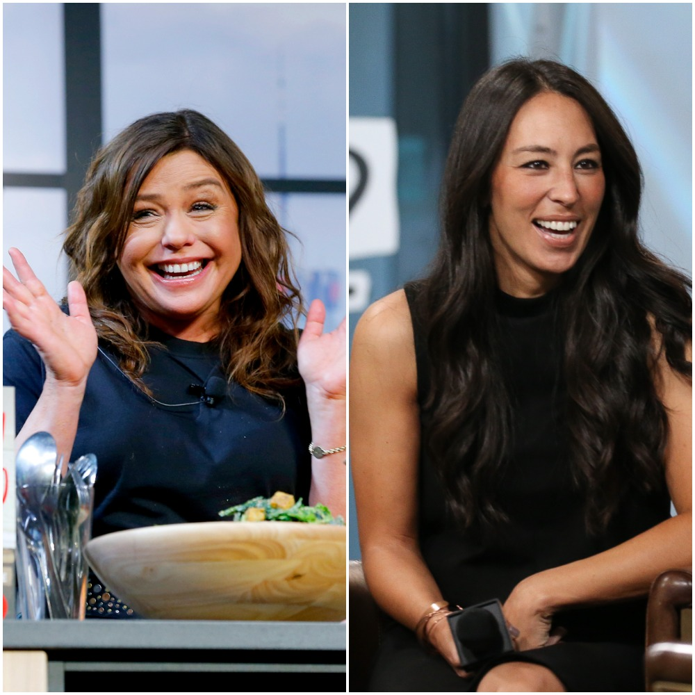 Rachael Ray and 'Fixer Upper: Welcome Home' star Joanna Gaines