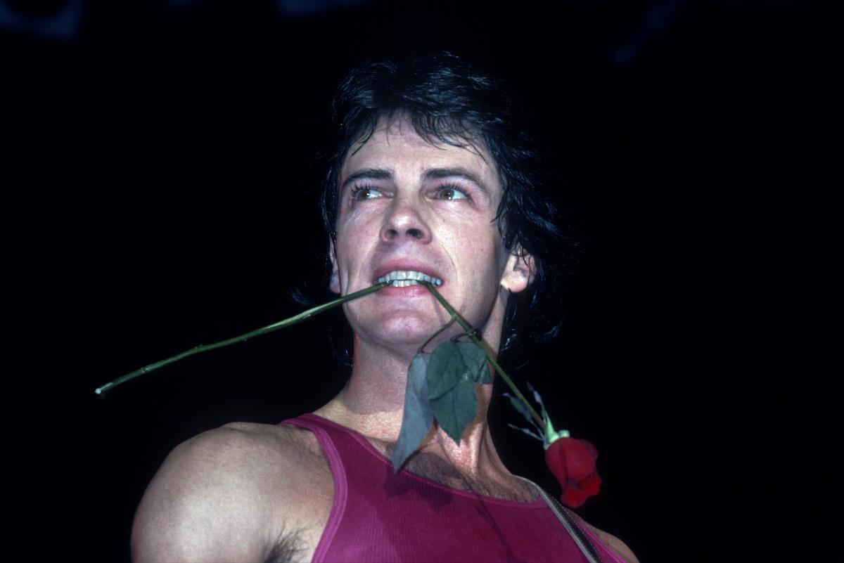Rick Springfield in concert circa 1981