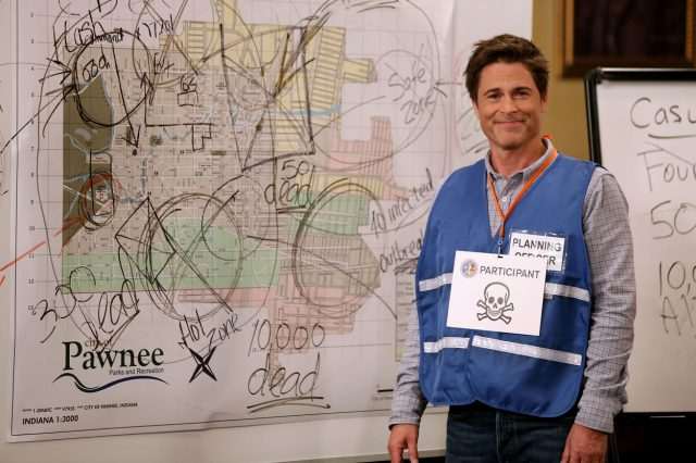 Rob Lowe Has No Regrets About Rejecting a Major Role Thanks to 'Parks and Recreation'