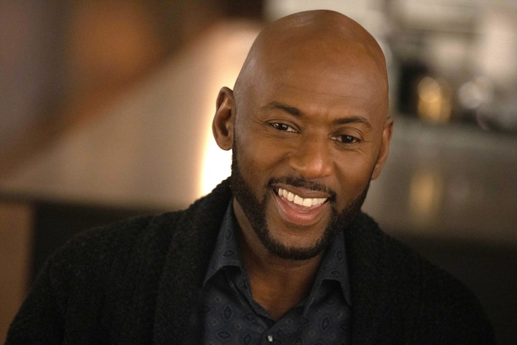 Romany Malco as Rome Howard in 'A Million Little Things'   Jack Rowand via Getty Images