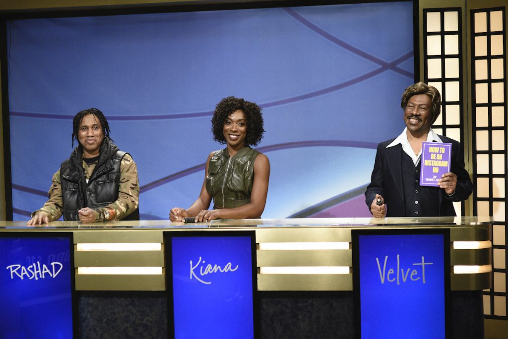 'Saturday Night Live': Which Celebrities Were in the Black Jeopardy! Skits?