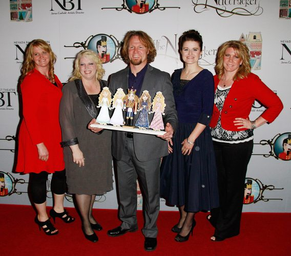'Sister Wives': Is Kody Brown Older Than His Four Wives?