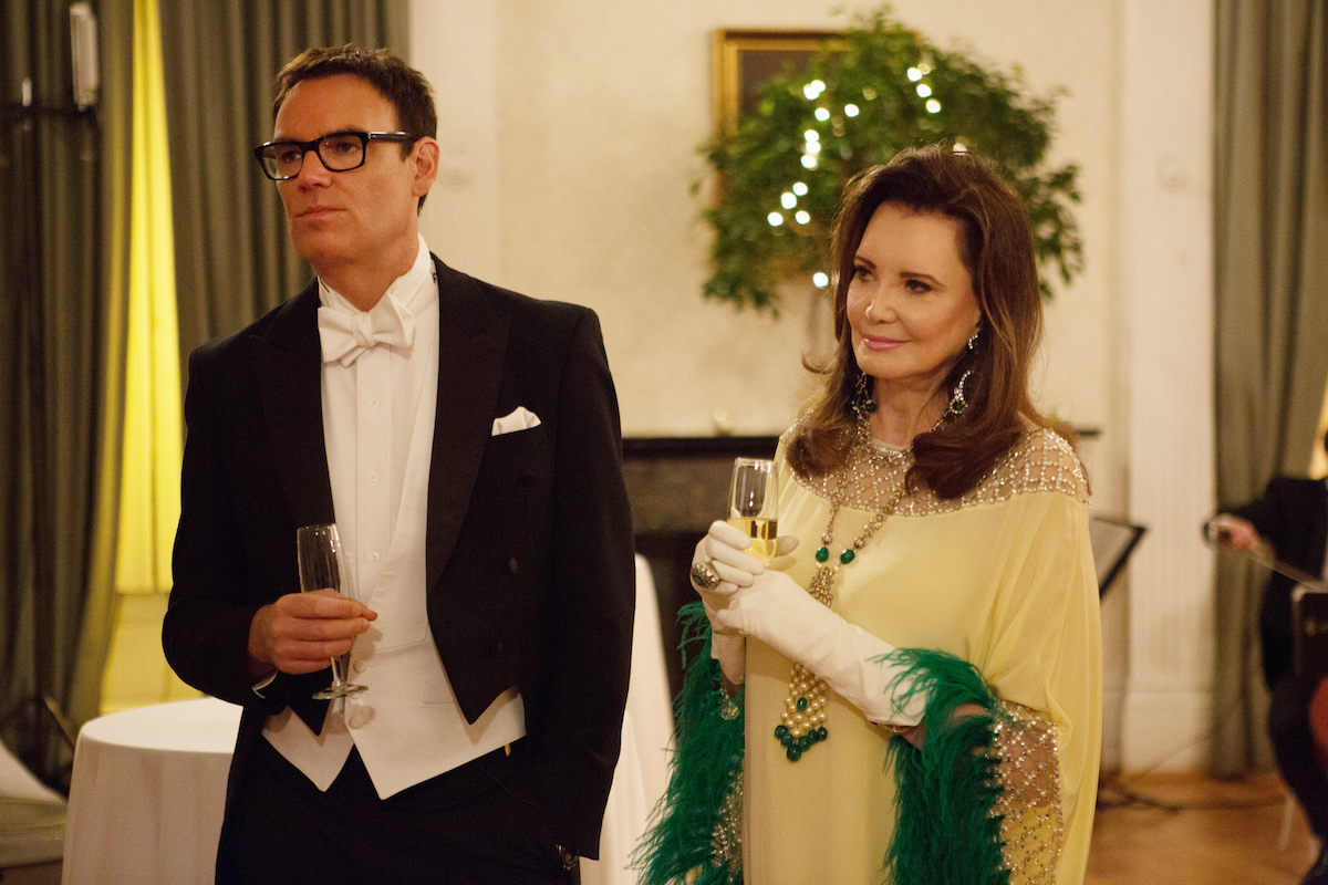 Whitney Sudler-Smith, Patricia Altschul  from 'Southern Charm'