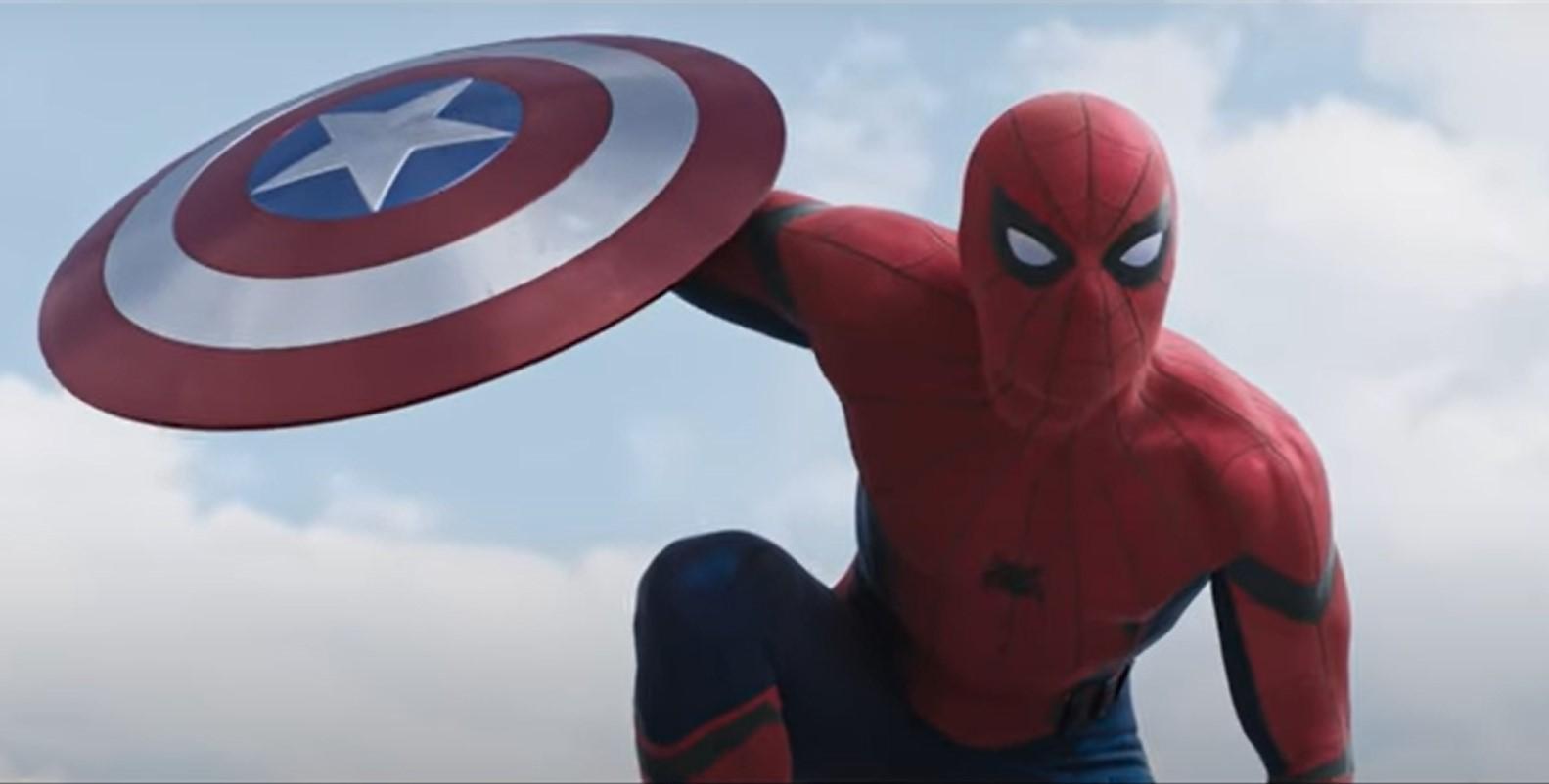 Spider-Man Homecoming Trailer still