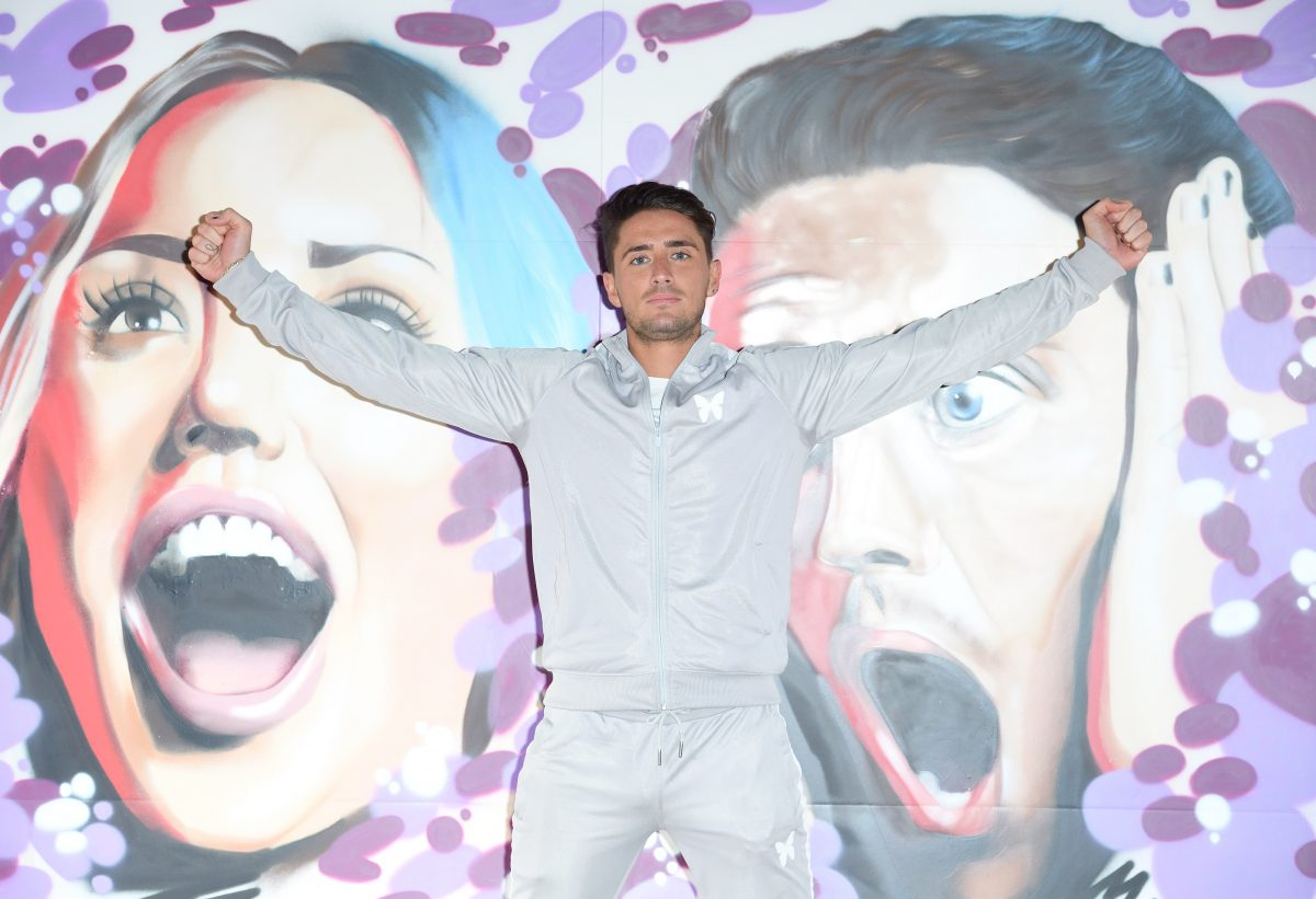 Stephen Bear attends a photocall for 'Just Tattoo Of Us: Can You Deal With The Reveal?' pop-up tattoo parlour