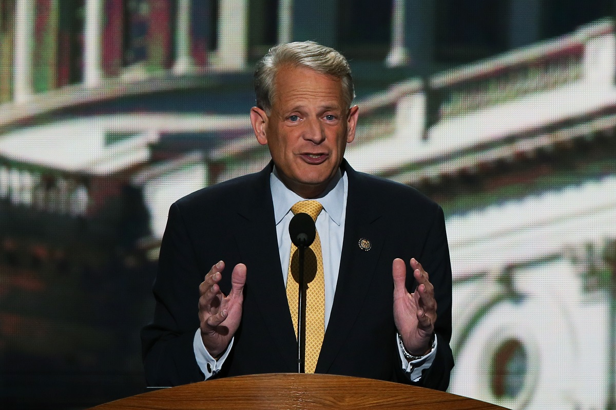 Steve Israel speaking at the 2012 Democratic National Convention