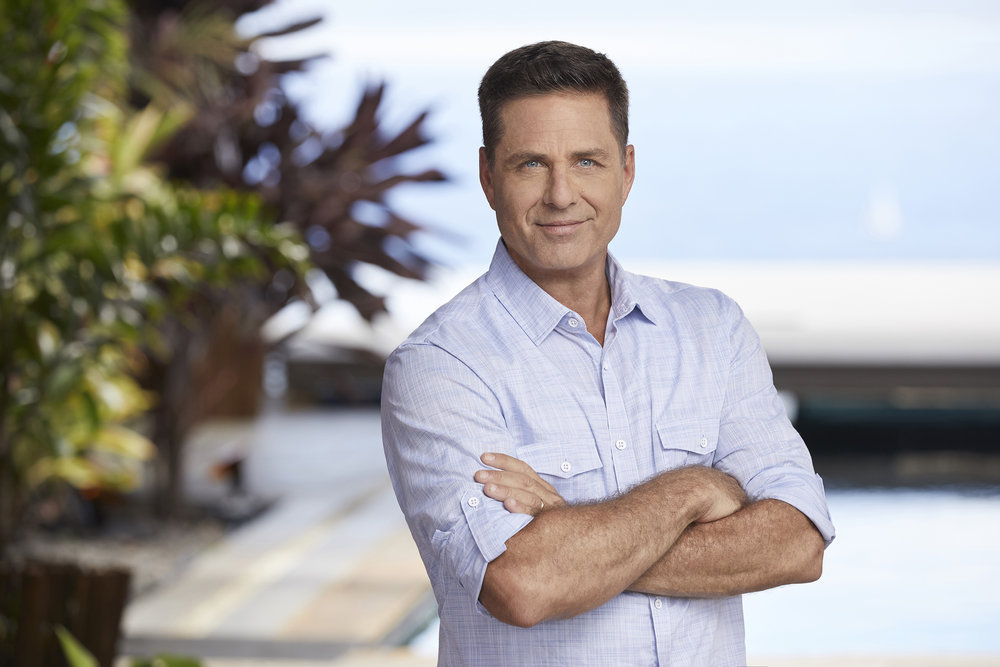 Mark L. Walberg, host of 'Temptation Island'