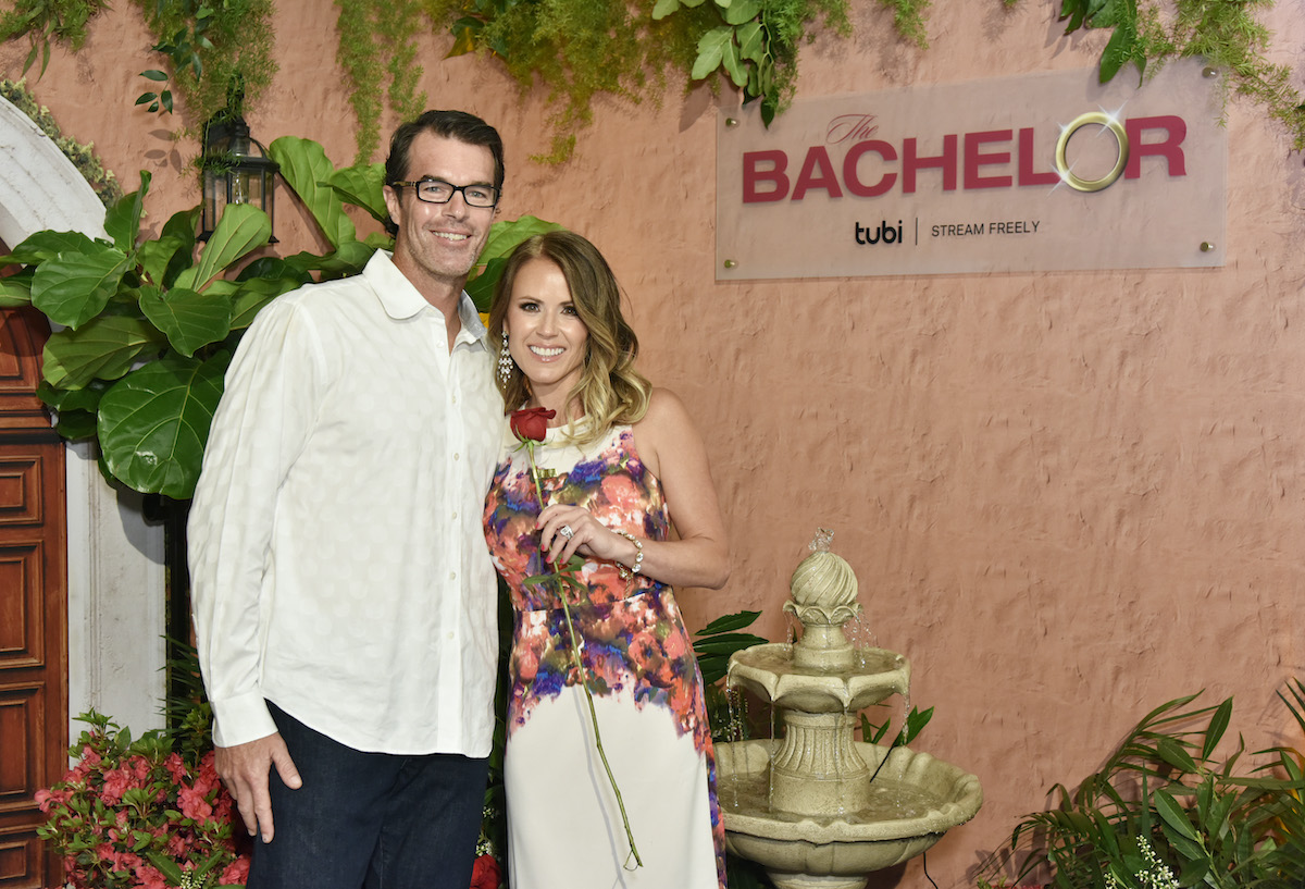 Ryan Sutter and Trista Sutter from 'The Bachlorette'