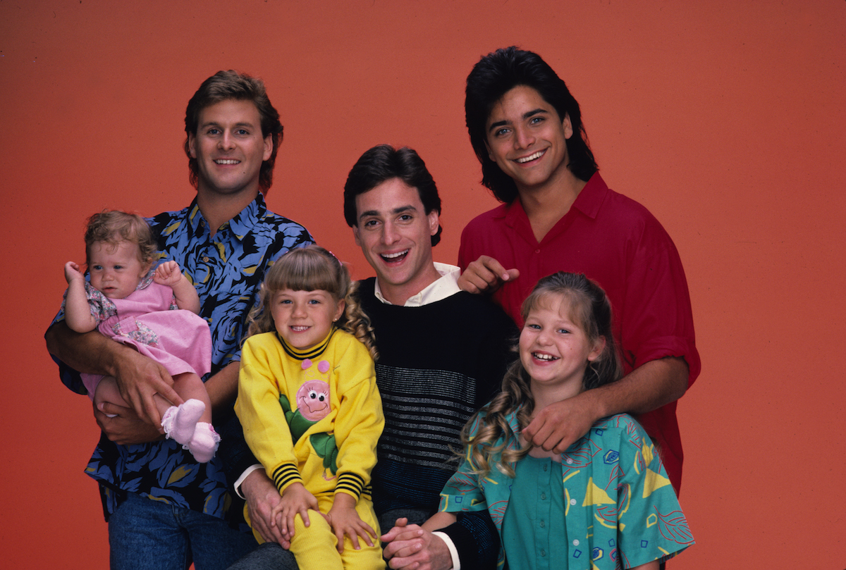 Bob Saget and the rest of the 'Full House' cast