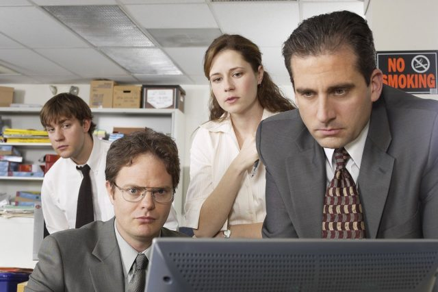 'The Office': This Star Thought 'This F*cking Sucks' When the Show Came To America