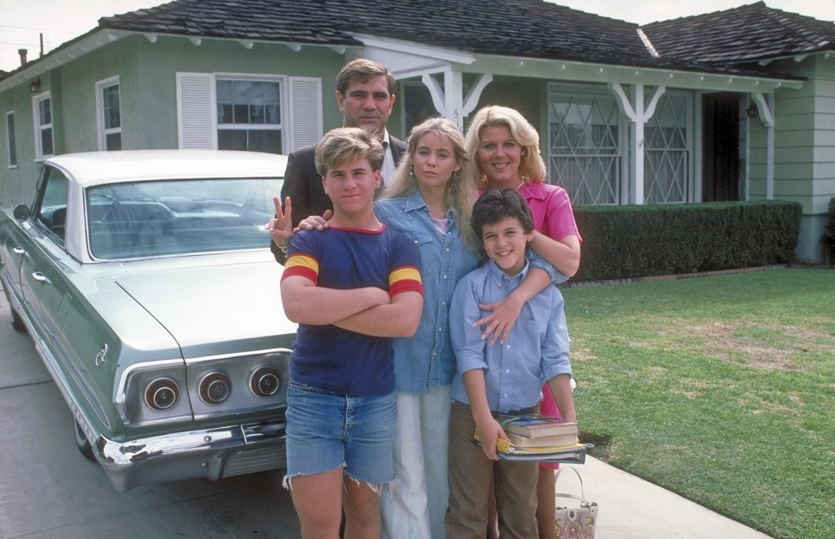 The Arnold family from ''The Wonder Years'