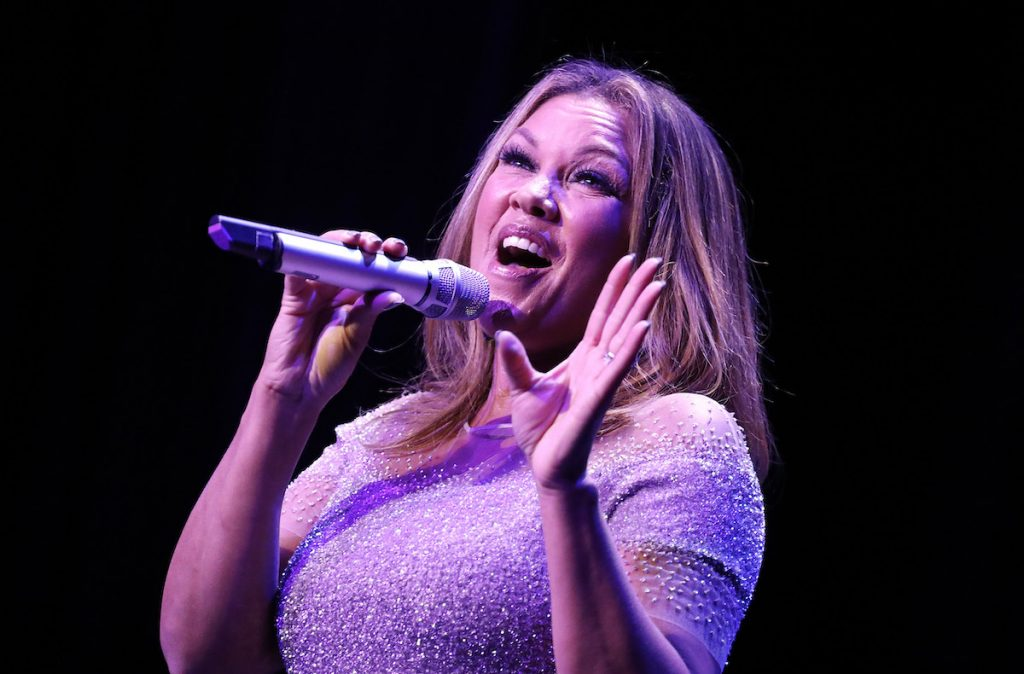 Vanessa Williams performs on November 18, 2019 in New York City | John Lamparski/Getty Images for Sheen Center for Thought & Culture