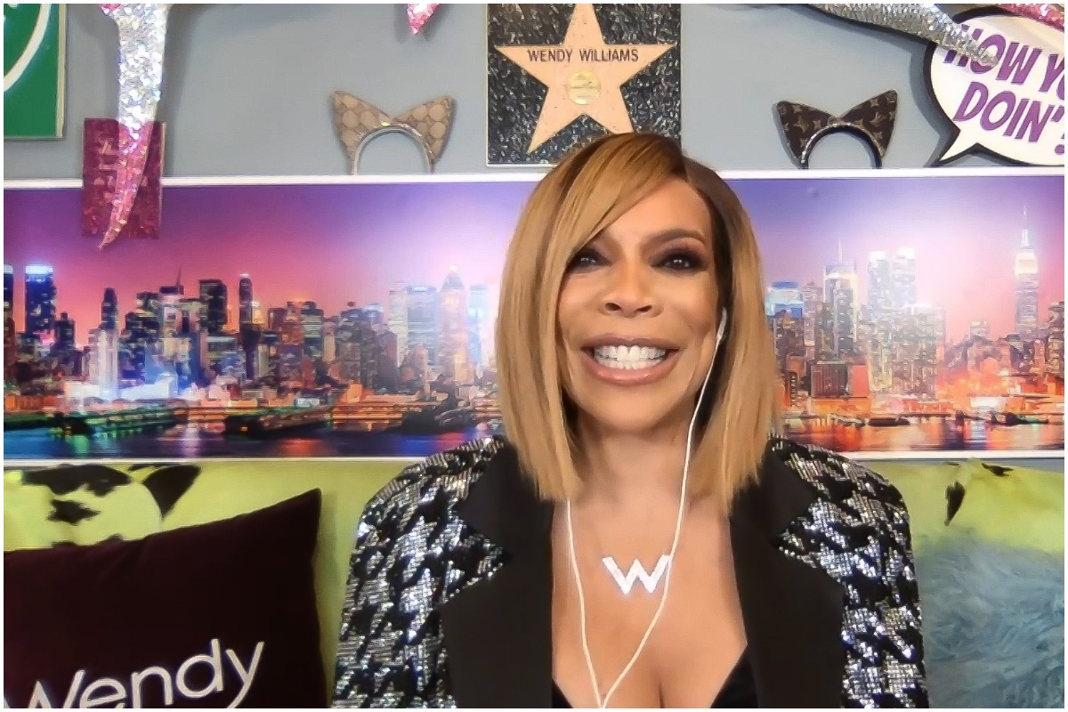 WATCH WHAT HAPPENS LIVE WITH ANDY COHEN -- Episode 18020 -- Pictured in this screen grab: Wendy Williams