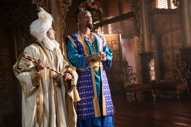 Will Smith: Genie in 'Aladdin' Helped Him Break 'Free of Will Smith'
