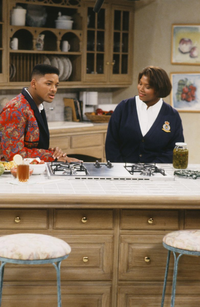 Will Smith Queen Latifah episode of Fresh Prince of Bel-Air