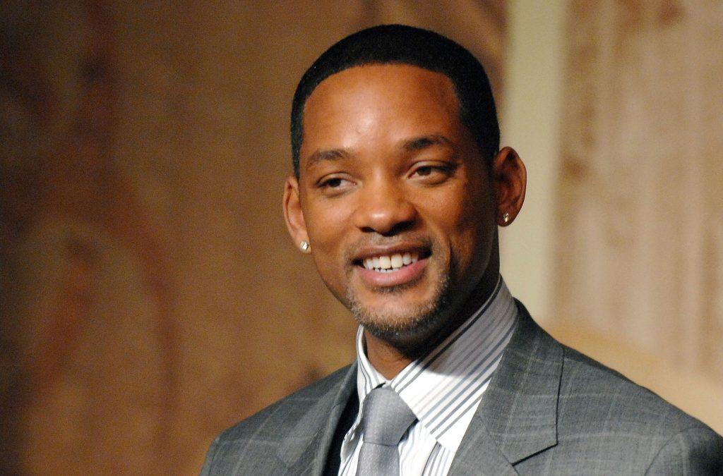 Will Smith religion quote at the I Am Legend press conference