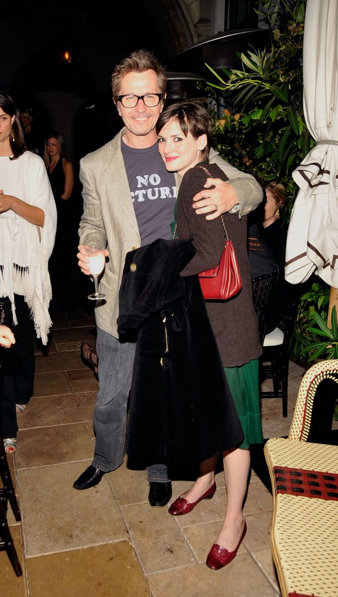 Gary Oldman and Winona Ryder reunited in 2008