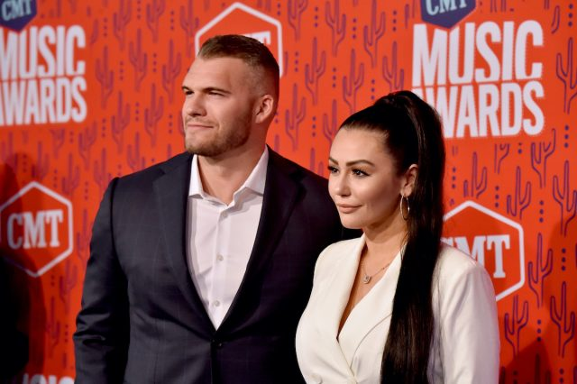 Jenni 'JWoww' Farley Gets the Perfect Gifts From Boyfriend Zack '24' Carpinello