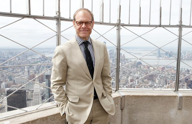'Cutthroat Kitchen' Is 'Peak' Alton Brown: 'It Makes Me Happy'