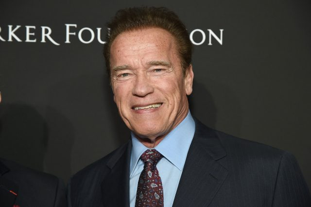 Arnold Schwarzenegger Woke Up To 2,012 California Wildfires One Morning When He Was Governor