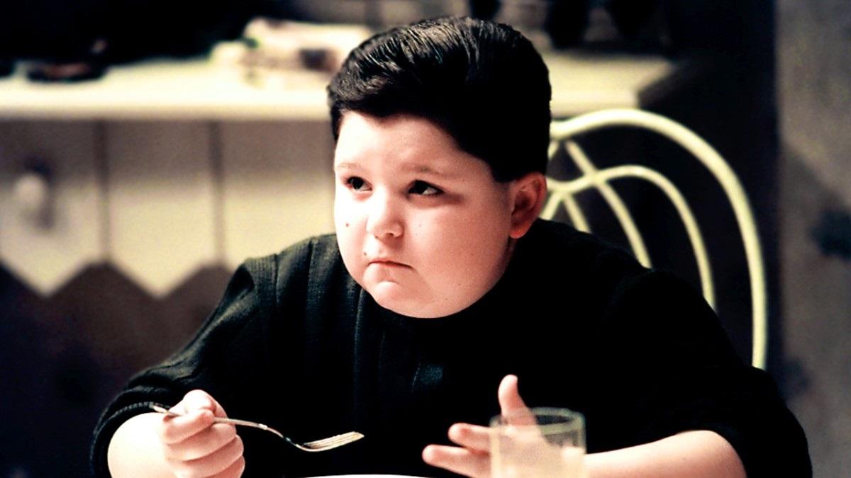 Angelo Massagli as Bobby Bacala III in 'The Sopranos'