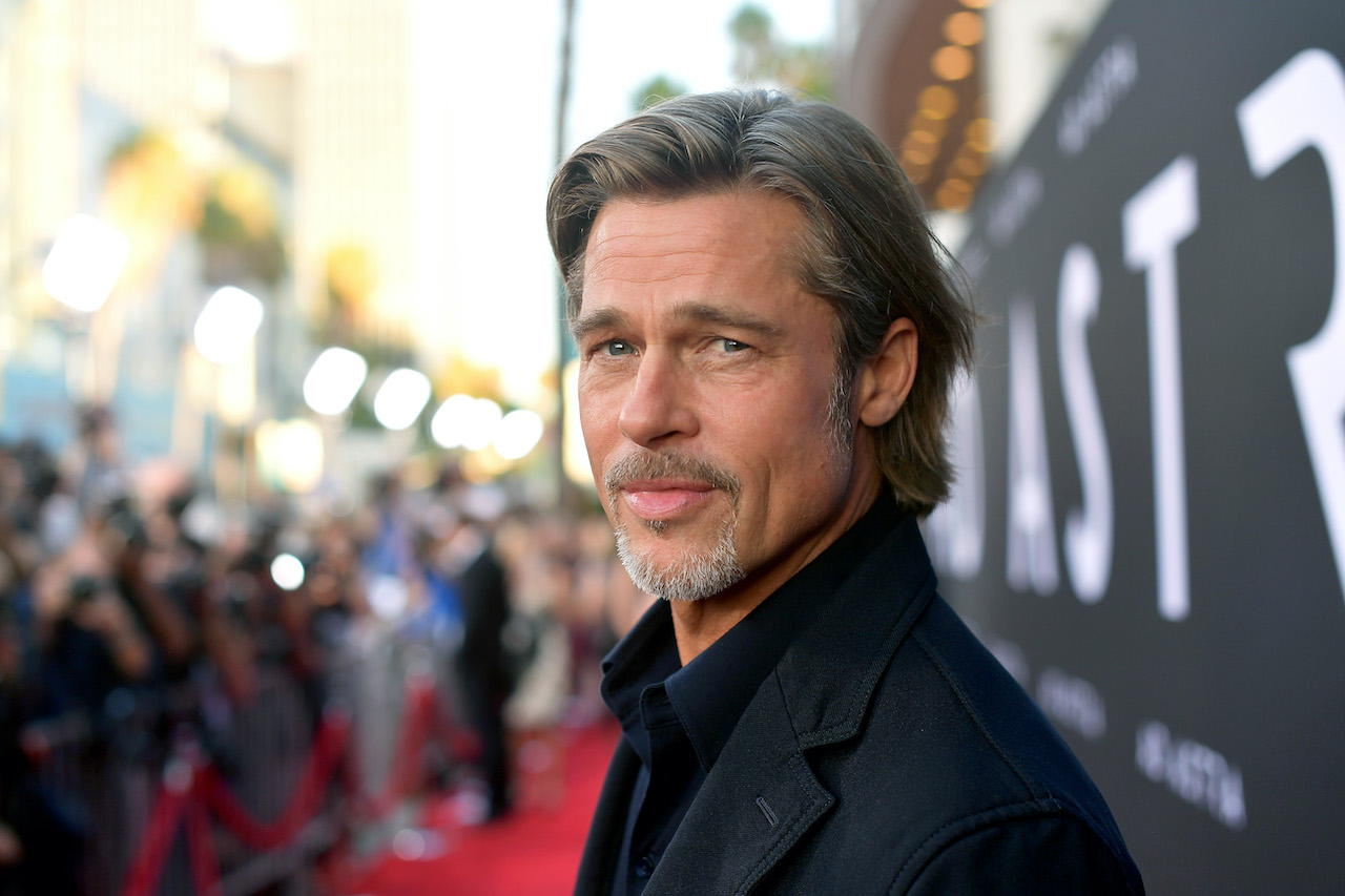 "Brad Pitt attends the premiere of 20th Century Fox's ""Ad Astra"""