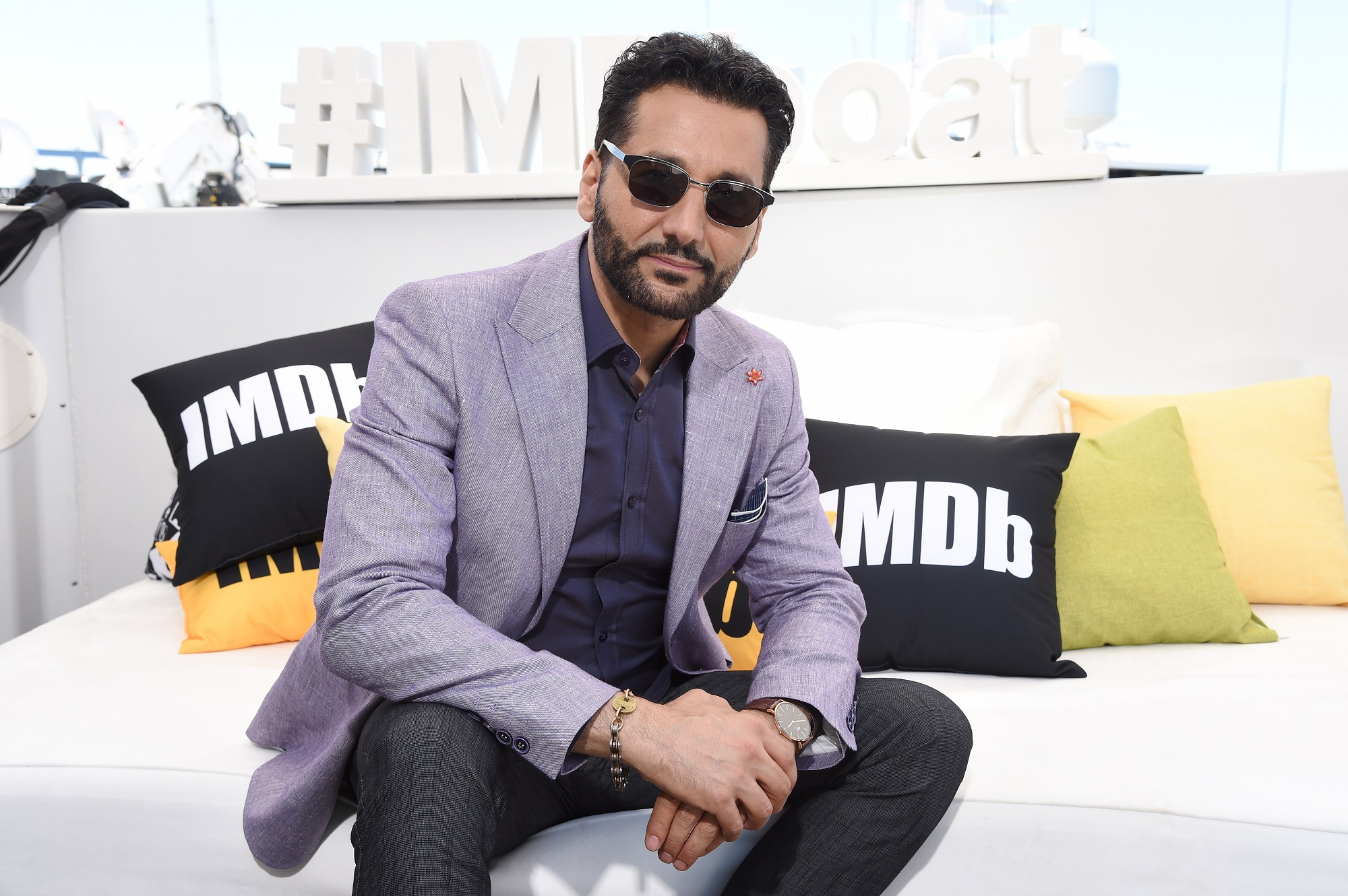 The Expanse cast member Cas Anvar was removed from The Expanse Season 6